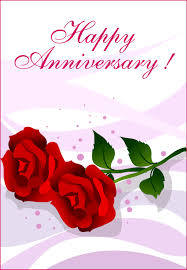 anniversary ecard happy anniversary ecard design with handwriting font in pink