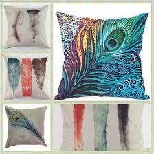 Cheap Sofa Pillows Discount Throw Pillows Feather Print 2017 Throw Pillows Feather