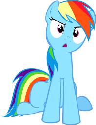 Derp Meme Generator - rainbow dash confused what the hay by raynebowcrash on deviantart