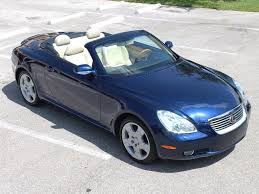 price of lexus hardtop convertible 2005 lexus sc 430 for sale in bonita springs fl stock 065250 16