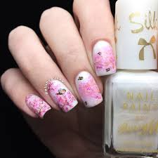 cherry blossom nail design image collections nail art designs