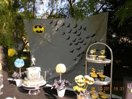 batman party ideas batman birthday party ideas photo 8 of 29 catch my party