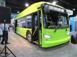 new volkswagen bus electric electric bus segment is heating up with new entries from vw new flyer