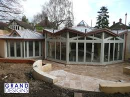 decagon house oxford grand designs windows project hazlemere