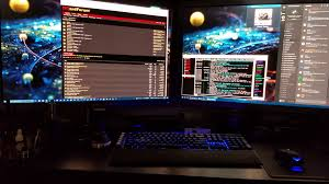 show your lcd s setups h ard forum