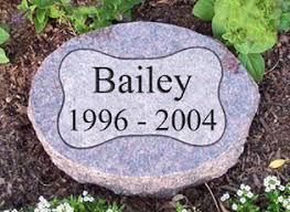 pet headstones granite pet memorials grave markers weaver memorials
