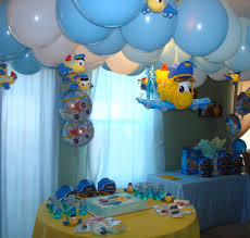 simple decoration for birthday party at home interior design cool balloon themed birthday party decorations