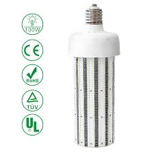 mogul base led light bulbs kawell 100w led corn light bulb e39 large mogul base street area