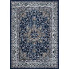 How Do You Clean An Area Rug Andover Mills Tremont Blue Area Rug U0026 Reviews Wayfair