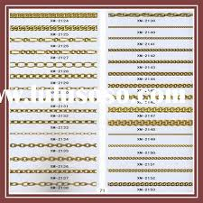 gold necklace types images Gold different gold chain styles jpg