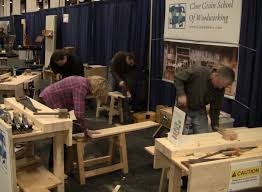 Woodworking Shows 2013 Saratoga by Close Grain The Furniture Project Day 3