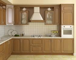 cuisine classique cuisine classique en bois illustration stock illustration du