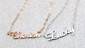 personalized necklace images Personalized necklace giveaway result announcement jpg