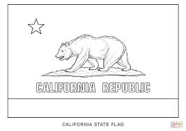 5 best images of california american flag printable california
