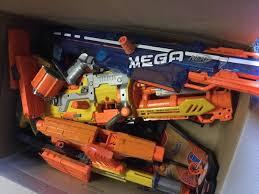 selection of nurf guns in merthyr tydfil gumtree