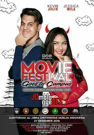 film jomblo hd kus umi on twitter movie festival goes to campus jomblo