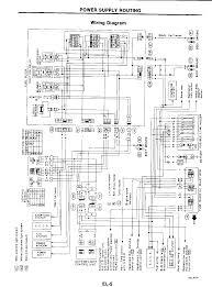nissan schematic diagram wiring diagram schemes