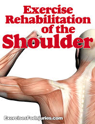exercise rehabilitation shoulder exercises injuries