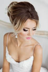 the 25 best ideas about wedding hair and makeup on wedding hair blonde bridal makup and blonde wedding hairstyles