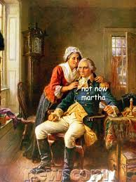 Old Painting Meme - 21 george washington paintings captioned with serious tude