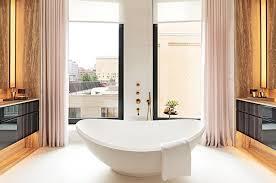 Travertine Bathtub The Dreamiest Bathtubs To Assuage Your Instagram Envy Mydomaine