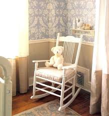 White Rocking Chair Nursery Wood Rocking Chair For Nursery Gold Bent Wood Rocker Project