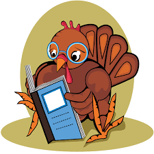 a literary thanksgiving writers books