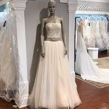 two wedding dresses sottero and midgley rosella shardea two modern wedding dress