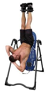 body bridge inversion table teeter ep 560 ltd fda cleared inversion table for back pain relief