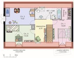 plan maison etage 3 chambres maison classique dé du plan de maison classique faire