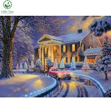 online buy wholesale merry christmas painting from china merry