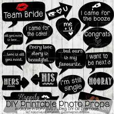 photo booth signs wedding photo booth props diy printable instant