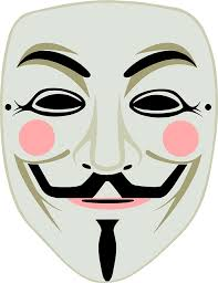 Meme Mask - fawkes fawkes mask guy anonymous color mask meme public