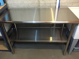 home depot stainless steel table beautiful home depot table on stainless steel work table 124 at home