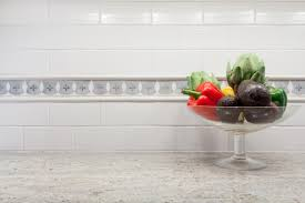 Subway Tile For Kitchen Backsplash Accent Tiles For Kitchen Backsplash Trends With Picture White