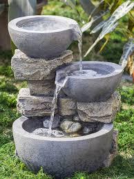 156 best garden fountains and bird baths images on pinterest