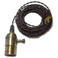 pendant swag light edison bulbs hanging pendants plug in lamps