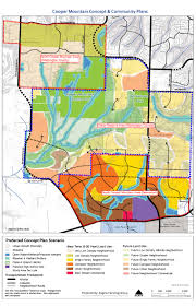 Beaverton Oregon Map by North Cooper Mountain Area Planning