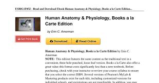 Human Anatomy And Physiology Books Human Anatomy Physiology Books Edition 0133996786 Pdf Google Drive