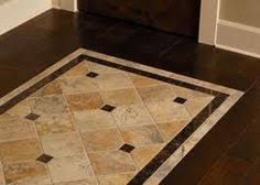 tile flooring ideas bathroom tile inlayed detail in wood floor match the shower to the