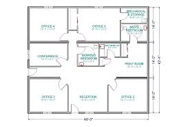 Construction Floor Plans by Small Office Floor Plan Room And A Conference Room Plan Can Be