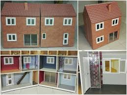 Barbie Dollhouse Plans How To by Wood Barbie Dollhouse 11 Steps With Pictures
