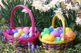 easter egg hunt baskets could your kids be allergic to their easter basket miami s