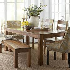 Pier One Dining Table And Chairs Parsons 76 Java Dining Table Rustic Table Java And Room