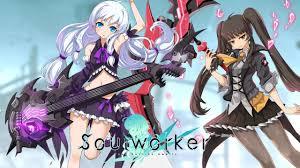 japanese online class soul worker online anime mmorpg myroom system trailer