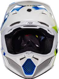 helmet motocross fox clothing cheap fox v3 creo kids mx helmet motocross white