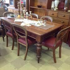 sold 1800 u0027s cedar dining table with oli u0027s garage sale