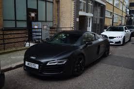 bmw supercar black satin black audi r8 u0026 bmw m4