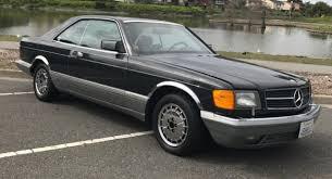 1986 mercedes 560 sec 1986 mercedes 560 sec coupe runs great 145k california