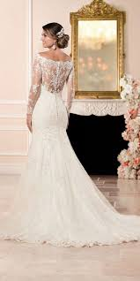 wedding dress with sleeves wedding gowns with sleeves best 25 sleeve wedding dresses ideas on